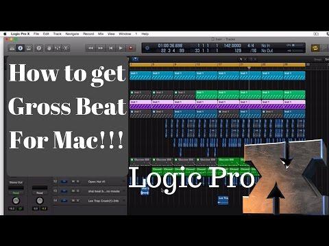 Sonlock - How to get Gross Beat for Mac!!!