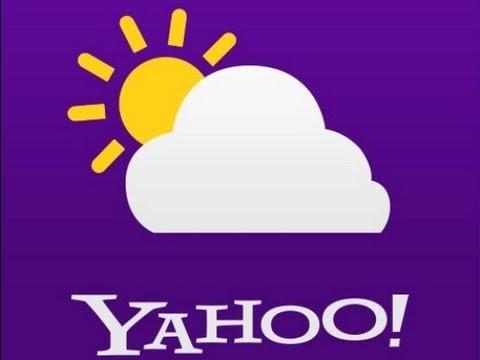 Recenzjoplikacja #4: Yahoo! Pogoda