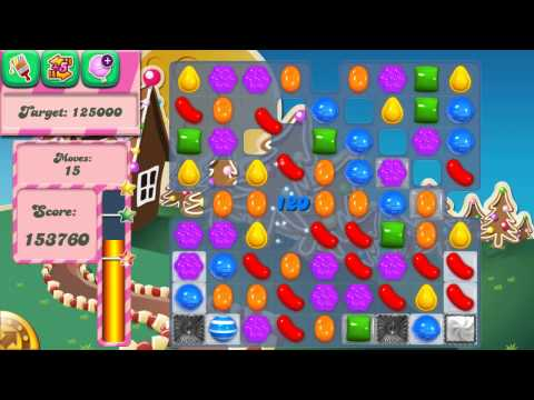 Candy Crush Saga Level 147 No Boosters