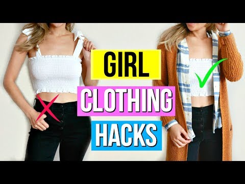 5 Clothing Hacks to Glo-Up Your Style!