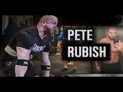 Get Super Strong With Pete Rubish!