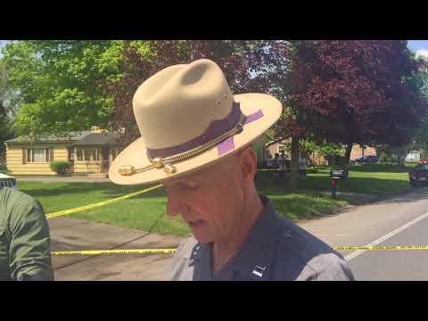 Man on lawn mower struck by car, killed on Buckley Road