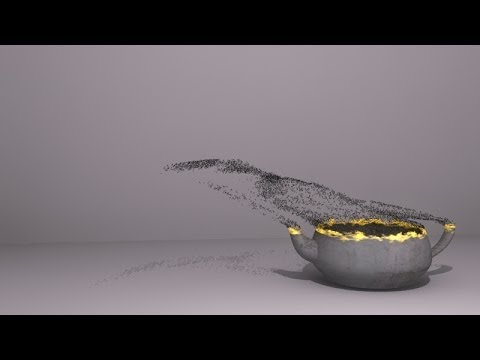 Animating Opacity Maps for Vanishing Effects in 3DS Max