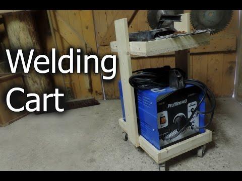 DIY| Welding Cart