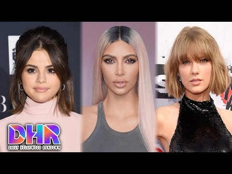 Selena Gomez DONE with Justin Bieber - Kim Kardashian BULLIED Taylor Swift?! (Weekly DHR)