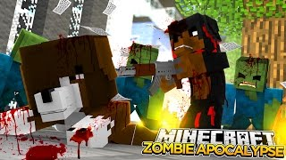 Minecraft - MONSTERS ATTACK DONUTS PARENTS!!!! - Donut the dog
