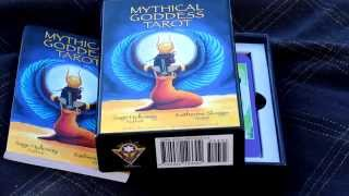 1 Mythical Goddess Tarot