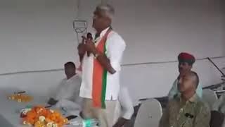 Download हनुमान बेनीवाल के समर्थन में गजेन्द्र सिंह शेखावत क़ा शानदार भाषण Video