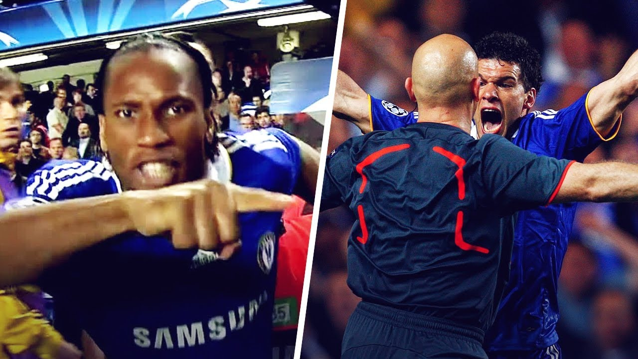 Chelsea v FC Barcelona: One of the biggest robberies in football history | Oh My Goal