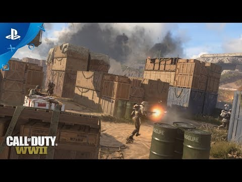 Call of Duty: WWII - Shipment 1944 Trailer | PS4