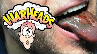 150 Warheads Challenge - Completed (WARNING: Blood and Pain Ahead)   Furious Pete