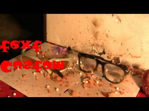 Sun Glasses With a GUN