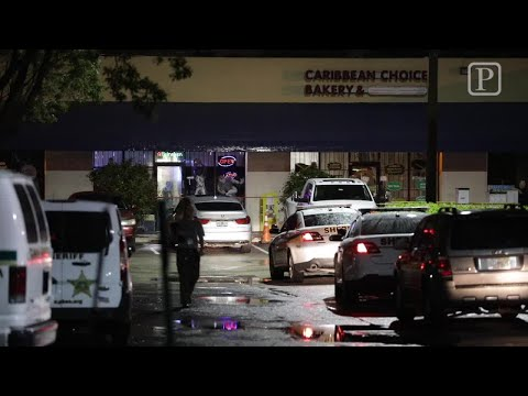 Video: One man dead after pre-dawn shooting