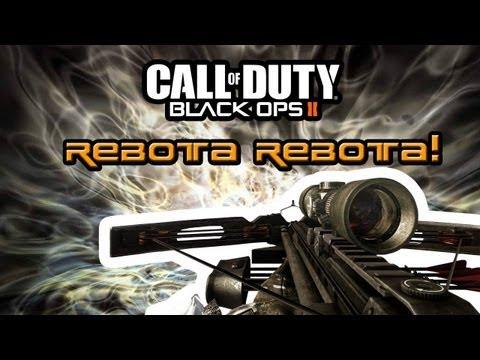 REBOTA REBOTA CALL OF DUTY BLACK OPS 2