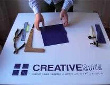 Creative Glass Guild - Cutting Circles