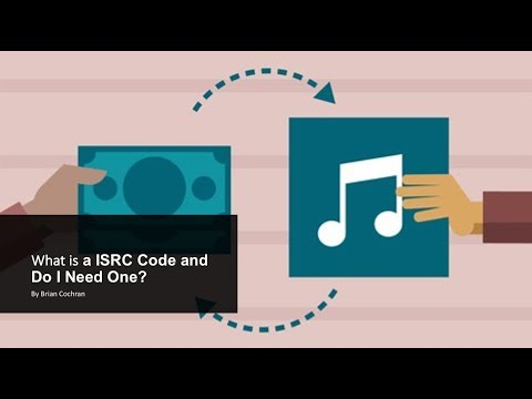 What is aISRC Code and Do I Need One? part 2
