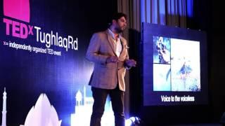 Storytelling in India Through Technology | Arjun Pandey | TEDxTughlaqRd