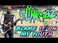 Blink 182 Blame It On My Youth Guitar Cover mp3
