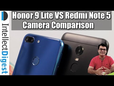 Honor 9 Lite VS Redmi Note 5 Camera Comparison With Sample Pictures | Intellect Digest
