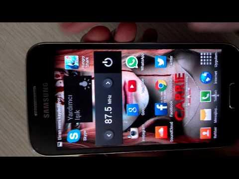 Samsung S4 Mini ScreenShot