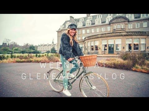 Weekend at Gleneagles Vlog