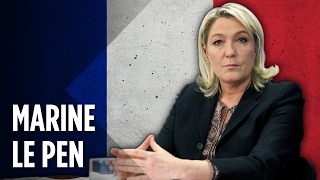 Could Far-Right Leader Marine Le Pen Be France