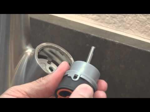 Delta Creaky Faucet Fix