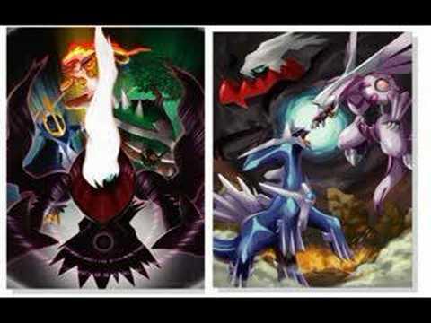 Pokemon D/P Darkrai Remix