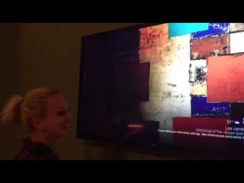 How To Fix a Flat Screen Half Bright RCA TV