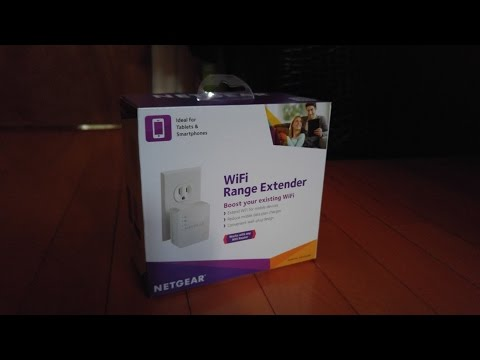 Setting Up A NetGear Wifi Range Extender: A Simple Tutorial