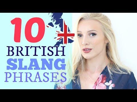 10 Common British English Slang Expressions & Phrases   #Spon