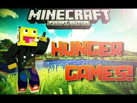 MCPE   Hunger Games Timelapse! Win/Loose?!?!