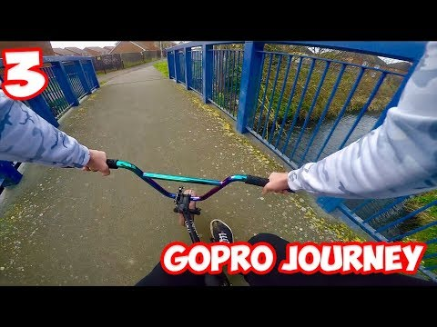 GoPro Journey Ep  3 (POV) -  Rocker Edition
