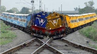 #x202b;أخطر القطارات في العالم , لن تستطيع ركوبها#x202c;lrm;