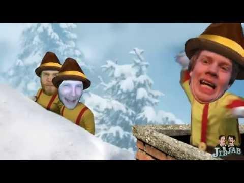 JibJab - Snowball Fight (Funny Video)