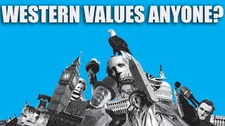 The Slow Death of Western Values