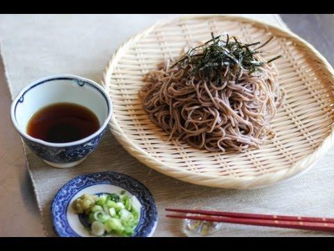 Zaru Soba Recipe - Japanese Cooking 101