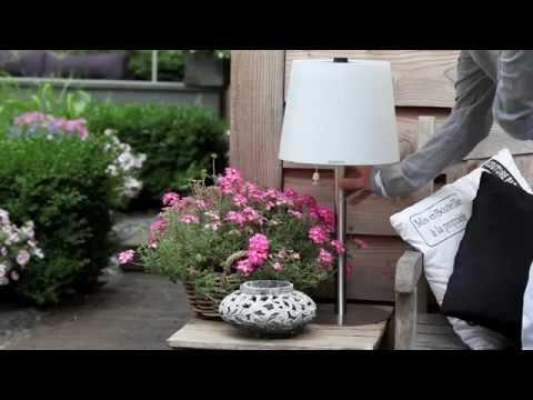 Outdoor table lamp - GACOLI Monroe No.3