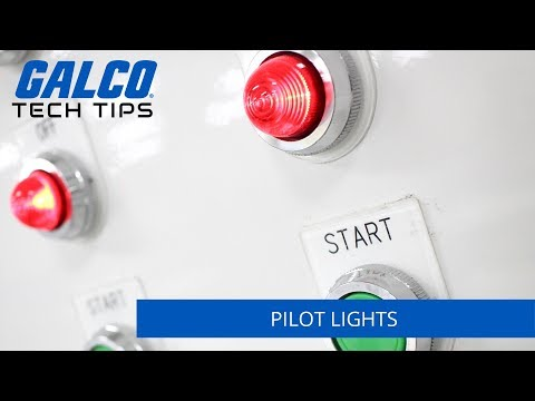 What are Pilot Lights? - A Galco TV Tech Tip