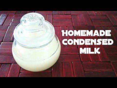 Homemade CONDENSED MILK Recipe