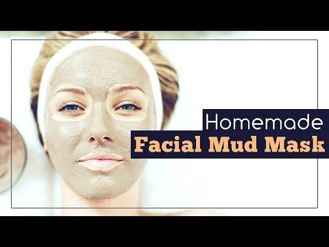 Homemade Facial Mud Mask Recipe