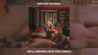 Hayley Kiyoko - He