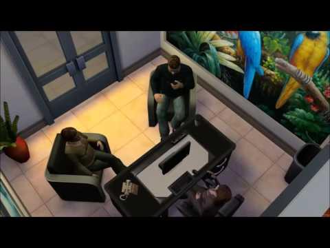 Sims 4 veterinary clinic