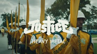 Justice  Heavy Metal Official Music Video