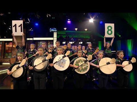 Gaelscoil Eiscir Riada Haka   The Late Late Show   RTÉ One