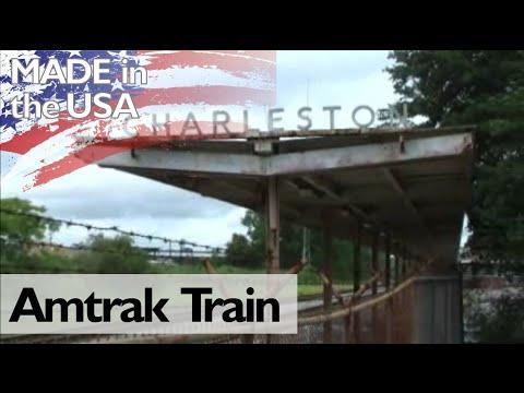 Getting An Amtrak Train in Charleston SC
