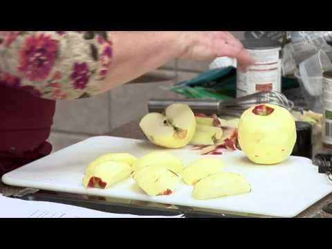 Warm Cinnamon Apples
