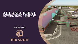 "Allama Iqbal International Airport Lahore ""Extension of Terminal Building"""