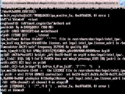 Pfsense 2.1 release telepítése (virtualbox)