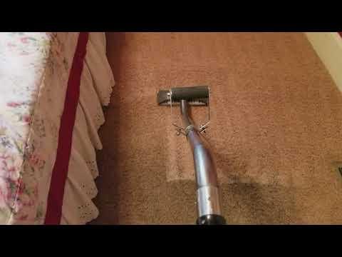 Carpet cleaning heavily soiled carpet in dacula,ga